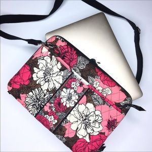 NEVER USED Vera Bradley iPad/Laptop Case